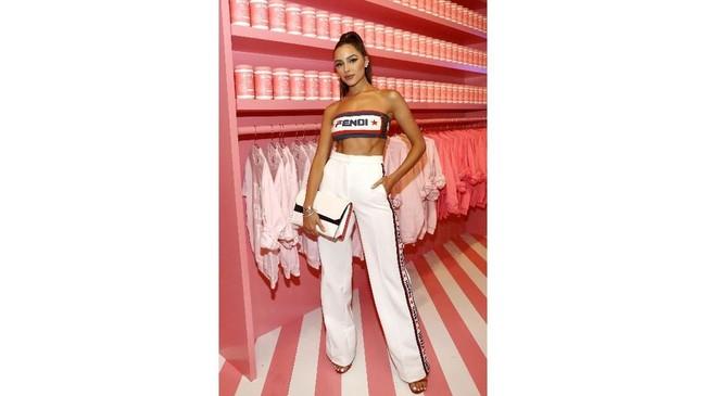 Selain jadi perempuan terseksi dunia 2019, Olivia Culpo juga menjadi sosok perempuan yang fashionable.