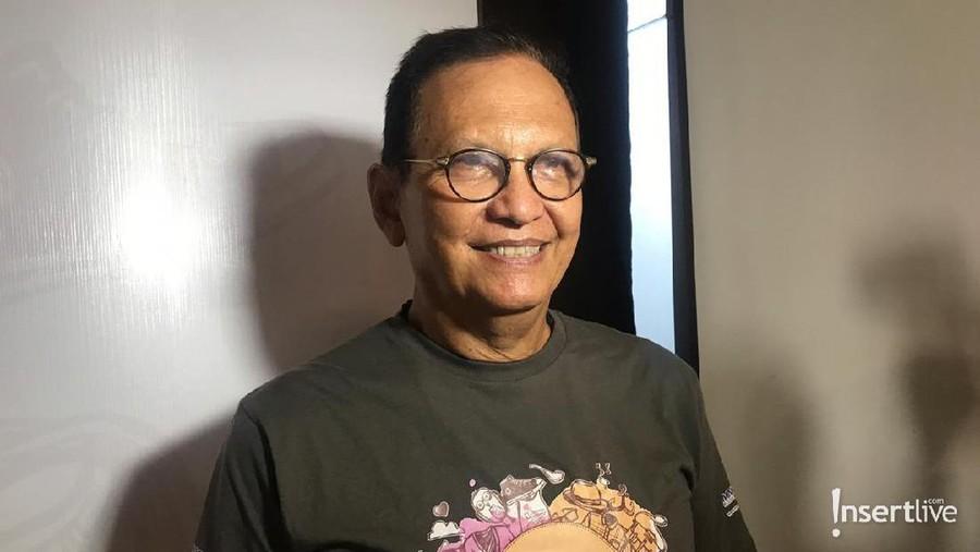 Harapan Roy Marten Ingin Berakting Selamanya