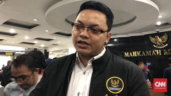 Jubir MK Fajar Laksono menyebut rumor hakim konstitusi dapat ancaman terkait sengketa Pilpres 2019 berawal dari salah persepsi terhadap pernyataan Ketua LPSK.