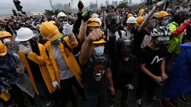 Para aktivis berharap polemik RUU Ekstradisi di Hong Kong bakal dibahas di sela-sela KTT G20 untuk menekan China.