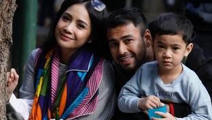 Momen Drama Saat Keluarga Raffi Ahmad Olahraga Bareng