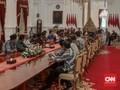 Jokowi Minta Pengusaha Bilang Kalau Butuh Revisi Aturan Usaha