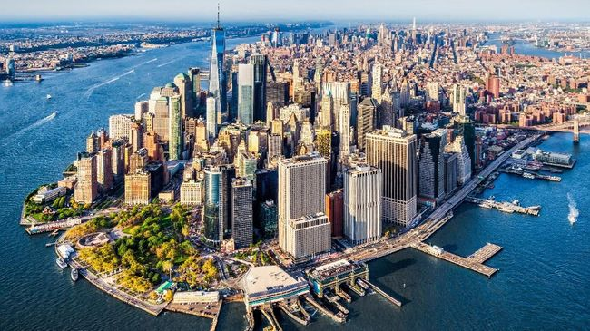 New York City Bangun Selter Gelandangan di Manhattan