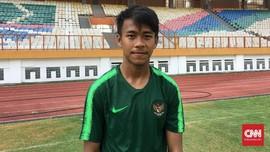 Balik ke Timnas Indonesia U-19, Supriadi Rindu Fakhri Husaini