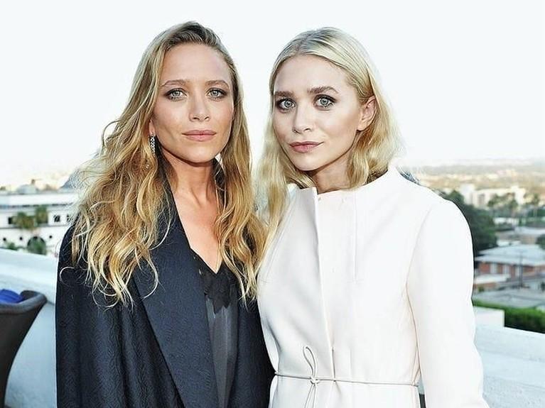 Si kembar Olsen selalu terlihat keren, memukau dan elegan di setiap kesempatan.