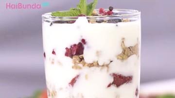 Resep Granola Yoghurt, Sarapan Sehat untuk Keluarga