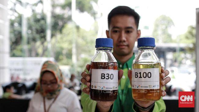 Produsen biodiesel menyebut konsumsi biodiesel per Oktober saja mencapai 95,32 persen dari produksinya.