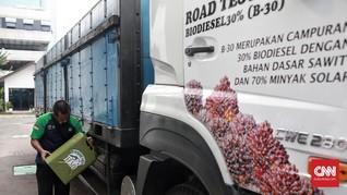 Mobil Diesel B30 Lebih Cepat Ganti Saringan Bahan Bakar