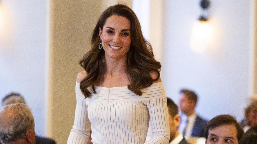 Memahami Keindahan Tubuh Ibu Usai Melahirkan dari Kate Middleton