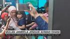 VIDEO: Mulan Jameela Jenguk Ahmad Dhani