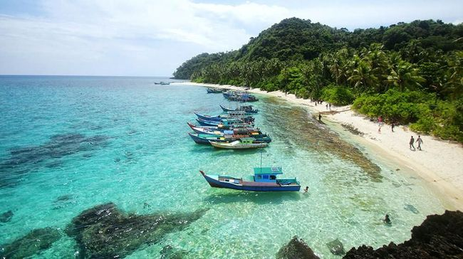 Wabah virus corona memukul wisata di Bintan, Kepulauan Riau. Diperkirakan kunjungan turis China anjlok 100 persen.