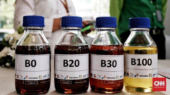 Aprobi mencatat konsumsi biodiesel turun 8 persen hingga semester I 2020. Konsumsi turun karena sebagian besar kegiatan terhenti akibat corona.