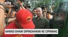 VIDEO: Ahmad Dhani Tiba di Rutan Cipinang