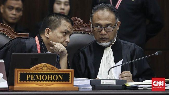 Langkah tim hukum Prabowo mengutip pernyataan sejumlah pihak sebagai bukti dalam gugatan PHPU Pilpres 2019 di MK menuai protes dan klarifikasi dari yang dikutip