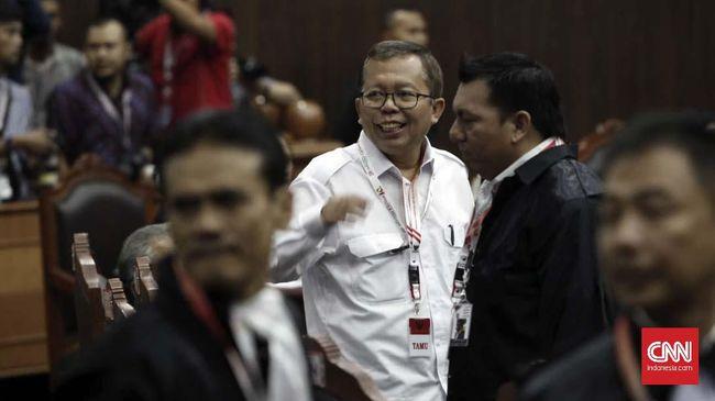 Anggota Komisi III DPR RI Fraksi PPP Arsul Sani yakin bahwa Presiden Jokowi tak akan merespons tuntutan terkait Pansel Capim KPK.
