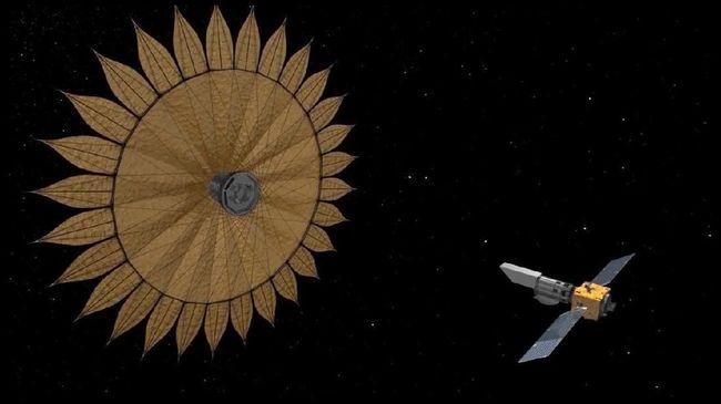 NASA tengah membuat teleskop ruang angkasa yang akan digunakan untuk berburu planet para alien yang berisi kehidupan.