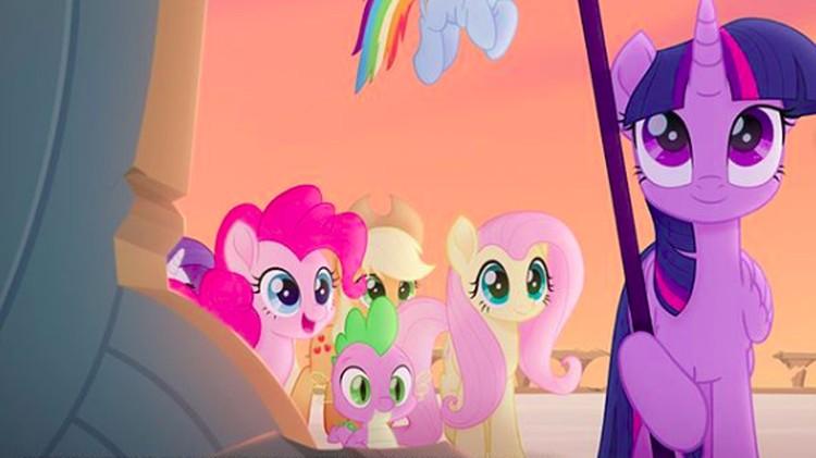 Dear orang tua, KPAI beri saran nih soal konten dewasa seperti di kartun My Little Pony.