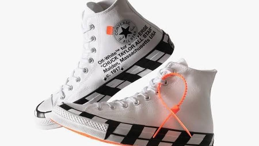 Ratusan Orang Antre dari Subuh untuk Sepatu Converse x Off-White