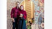 Pernikahan mereka baru diumumkan ke publik pada 2014, walau sebenarnya mereka menikah setahun sebelumnya. (Foto: Instagram @Fadlanmuhammad)