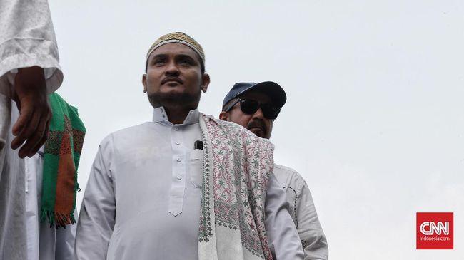 PA 212 berharap Ketua GP Ansor Yaqut Cholil Qaumas tidak membuat kegaduhan setelah diangkat menjadi menteri agama oleh Presiden Jokowi.