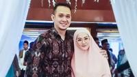 Ini merupakan pernikahan kedua bagi Fadlan dan Lyra, setelah bercerai dengan pasangan masing-masing sebelumnya. (Foto: Instagram @Fadlanmuhammad)