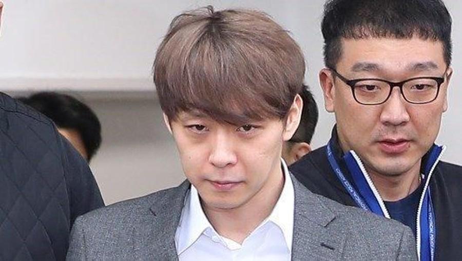 Sidang Kasus Narkoba Park Yoochun Dibanjiri Tangisan Penggemar