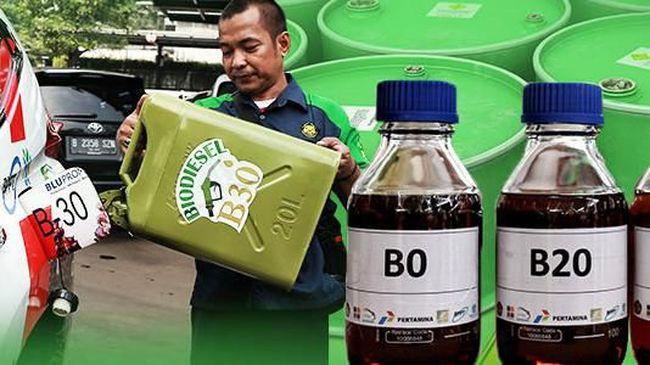 Kementerian ESDM menaksir kebutuhan biodiesel untuk program pencampuran biodiesel 30 persen pada minyak Solar (B30) mencapai 9,6 juta kiloliter (kl) pada 2020.