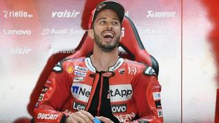 MotoGP Spanyol: Dovizioso ke Jerez dengan 6 Sekrup di Bahu