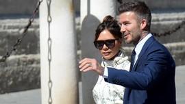 David-Victoria Beckham Teken Kontrak Rp432 M dengan Netflix