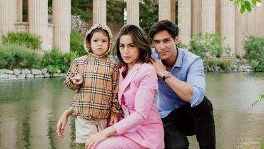 Memahami Kedekatan Putra Jessica Iskandar dan Calon Suami Barunya