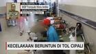 VIDEO: Kecelakaan Maut di Tol Cipali, 12 Orang Tewas