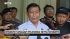 VIDEO: Wiranto Tanggapi Plesiran Setya Novanto