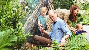 7 Momen Manis Pangeran William dan Ketiga Anaknya