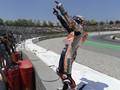 FOTO: Marquez Menang dalam Drama MotoGP Catalunya
