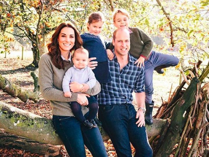 <p>Pangeran William dikaruniai tiga anak bersama Kate Middleton, Pangeran George, Putri Charlotte, dan Pangeran Louis. (Foto: Instagram @kensingtonroyal)</p>