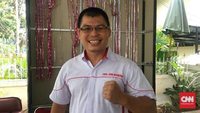 Gagal terpilih sebagai anggota legislatif, legenda tinju Indonesia Chris John berbiat akan maju lagi di 2024 jika mendapatkan dukungan.