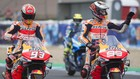 Alasan Marquez Ejek Lorenzo 'Tertidur' di MotoGP Australia