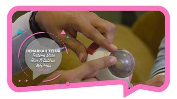 Benarkah Telur Terkena Mata Bisa Sebabkan Kebutaan