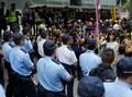 Usai Demo RUU Ekstradisi, Massa Masih Kuasai Jalan Hong Kong