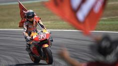 Marquez Akan Main Aman di MotoGP Jerman