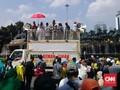 Abdullah Hehamahua dan Ratusan Massa Kembali Aksi Kawal MK