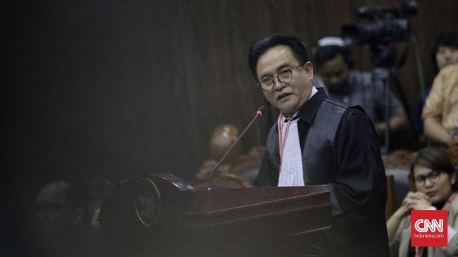 Yusril Ihza Mahendra belum melihat ada indikasi kecurangan yang menguntungkan pihaknya dari kesaksian tujuh orang yang dihadirkan pada sidang PHPU di MK.