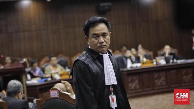 Yusril Gugat Aturan Larangan Ekspor Benih Lobster ke MA