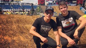 Sibling Goals, 7 Potret Kekompakan Pembalap Alex & Marc Marquez
