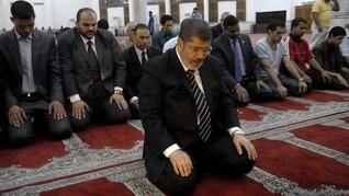 Mesir Sita Harta Mendiang Presiden Muhammad Mursi