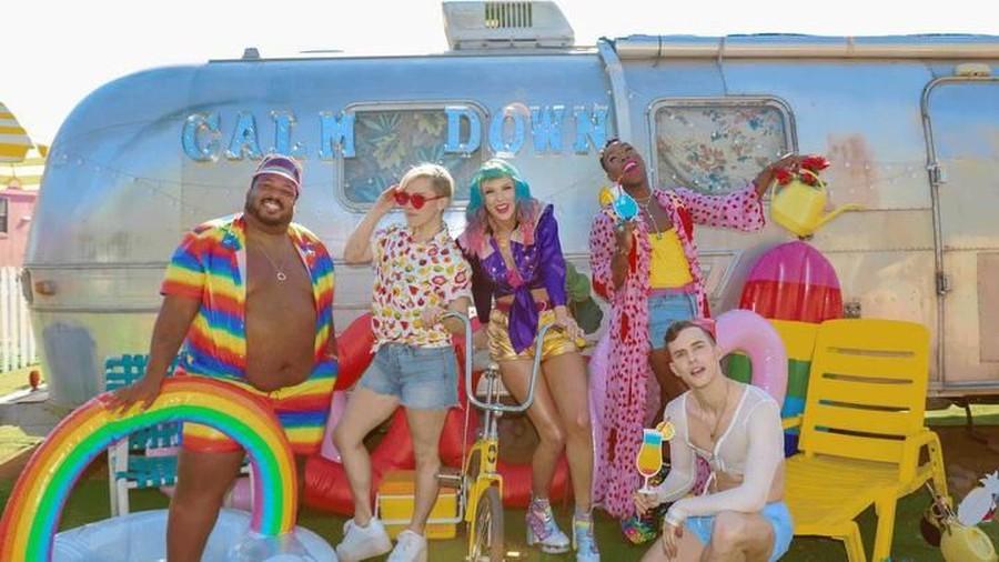Selebriti Dunia Meriahkan Musik Video Terbaru Taylor Swift