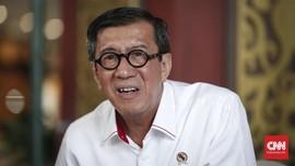 Ombudsman Tolak Gabung Tim Bentukan Yasonna Laoly