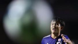 'Messi Jepang' Gabung Tim Senior Real Madrid