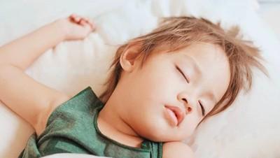 9 Potret Menggemaskan Anak Artis Saat Sedang Tidur