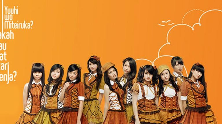 Tema orange dipilih jadi kostum JKT48 dalam promosi lagu berjudul Yuuhi Wo Miteiru Ka? atau Apakah Kau Melihat Mentari Senja?yang rilis pada tahun 2013.